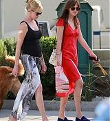 Dakota and Melanie Heading to Spa - October 4th