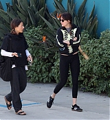 Dakota Johnson In West Hollywood with a Friend - January 3