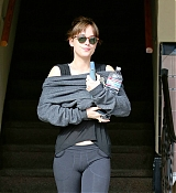 Dakota Johnson in Los Angeles - November 19
