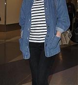 Dakota Johnson Arrives at LAX Airport - June 5