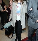 Dakota Johnson Arrives at LAX Airport - March 14