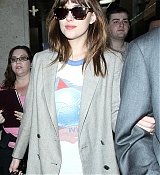 Dakota Johnson Arrives at LAX Airport - March 14