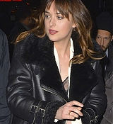 Dakota Johnson Attends SNL After Party - Feb 28