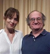 Dakota Johnson Black Mass Q&A Session - September 19