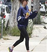 Dakota Johnson in Los Angeles on June 6
