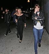 Dakota Johnson in Los Angeles with Friends - August 11