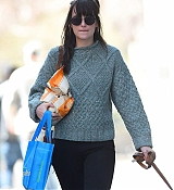 Dakota Johnson in NYC - April 11