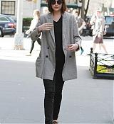 Dakota Johnson in NYC - April 15