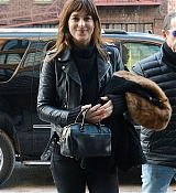 Dakota Johnson in NYC - February 15