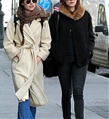 Dakota Johnson in New York City - March 11