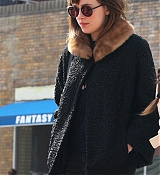 Dakota Johnson in New York City - March 11