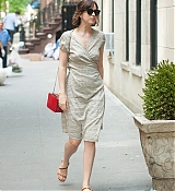 Dakota Johnson Out in NYC - May 17