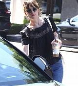 Dakota Johnson In West Hollywood - August 4