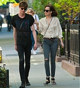 Dakota and Matt in West Village - May 7