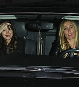 Dakota Johnson Leaving Chateau Marmont - January 13