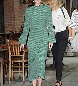 Dakota Johnson Seen Leaving NoHo Hotel - September 10