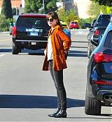 Dakota Johnson out for Lunch  - January 14