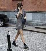 Dakota Johnson Out in Milan - September 25
