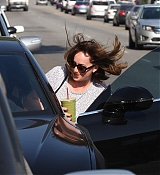 Dakota Johnson Out with Matthew in Los Angeles - August 19