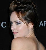 Dakota Johnson Attends 2014 LACMA Art + Film Gala [Arriving] - November 2
