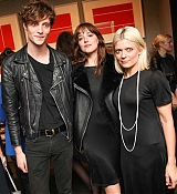 Dakota Johnson and Matthew Hitt at 'Dressing For The Dark' Book Launch Party - October 23