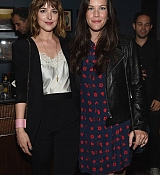 Dakota Johnson and Liv Tyler at 45th Anniversary of Electric Lady Studios - August 27
