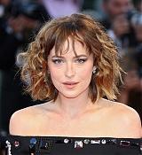 Dakota Johnson Arrives at 'A Bigger Splash' Venice Film Festival Premiere - September 6
