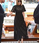 Dakota Johnson Arrives at 72nd Venice Film Festival - September 4