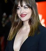 Dakota Johnson and Jamie Dornan at Berlin Film Festival Fifty Shades of Grey Premiere - February 11