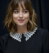 Dakota Johnson at Black Mass TIFF Photocall on September 13, 2015