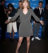Dakota Johnson at 'Black Mass' TIFF Press Conference - September 14