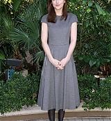 Dakota Johnson at Fifty Shades of Grey Press Conference - January 31