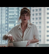 Dakota Johnson in 'Fifty Shades of Grey' TV Spot 4