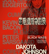 Dakota Johnson for Black Mass Posters