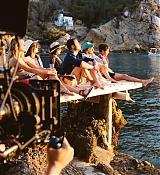 Dakota Johnson in Estrella Damm Short Film stills
