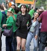 Dakota Johnson Films How To Be Single - June 9