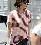 Dakota Johnson Filming How To Be Single - May 27