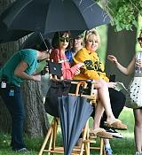 Dakota Johnson Filming 'How To Be Single' on May 28, 2015