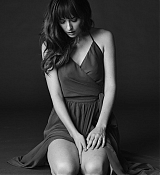 Dakota Johnson and Jamie Dornan for Fifty Shades Photoshoots
