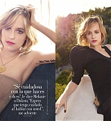 Dakota Johnson in Vanity Fair Spain 2008 Scans