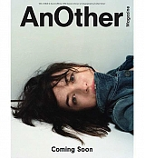 Dakota Johnson for AnOther Magazine Scans