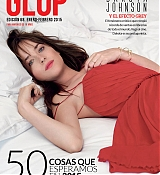 Dakota Johnson for Glup Magazine Cover
