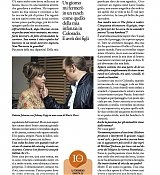 Dakota Johnson Featured in IO Donna [Italy] Scans