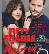 Dakota Johnson and Jamie Dornan cover New Idea magazine Scans