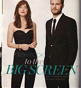 Jamie Dornan and Dakota Johnson at Now [FSOG] - February