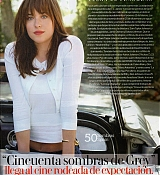 Dakota Johnson for Woman Spain - January