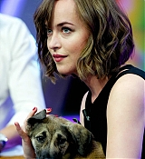 Dakota Johnson on El Hormiguero Stills - July 1