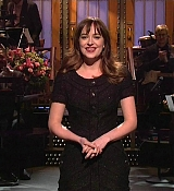 Dakota Johnson on Saturday Night Live Screen Caps