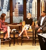 Dakota Johnson on Live with Michael & Kelly Stills!