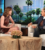 Dakota Johnson on The Ellen DeGeneres Show